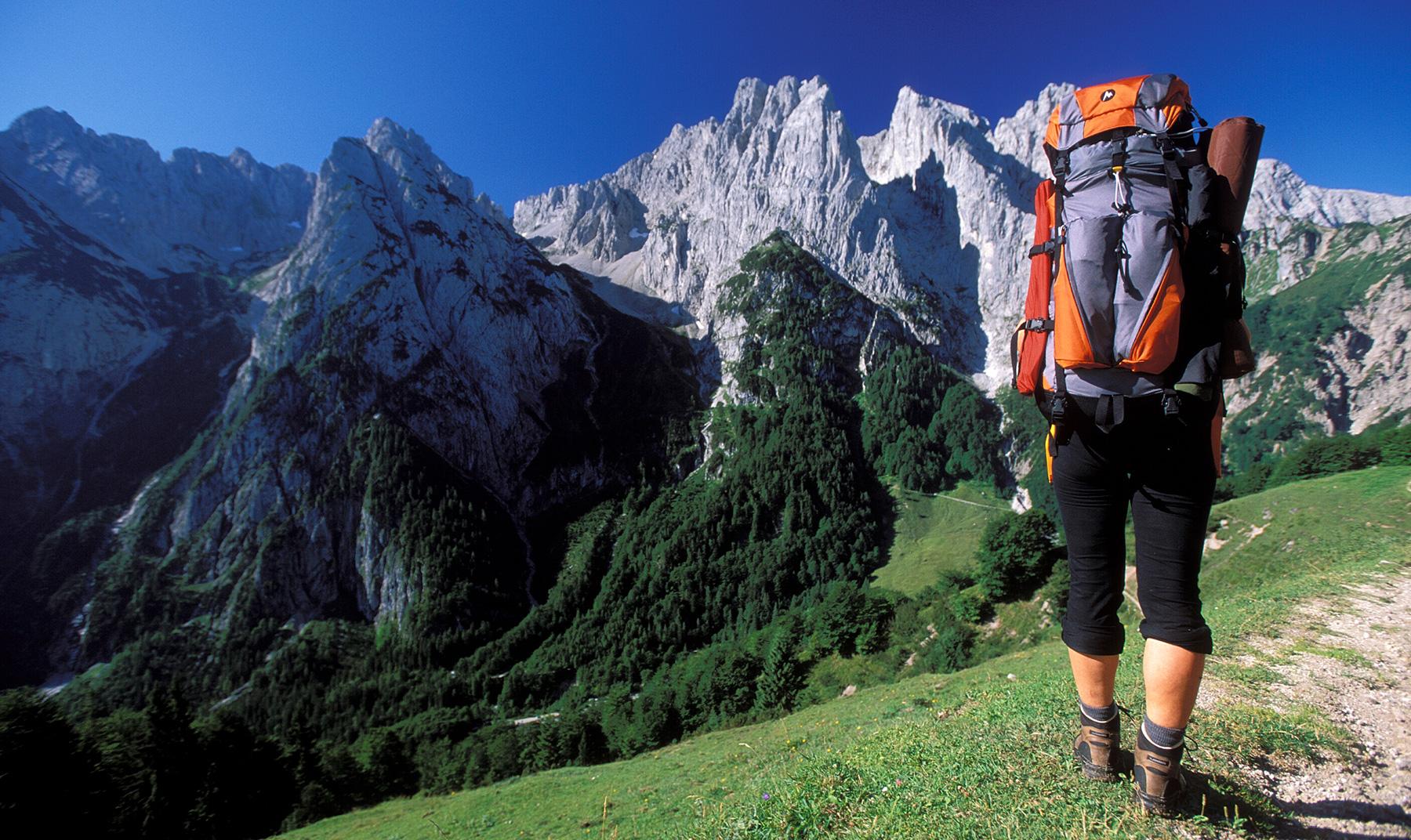 Klettersteig Walchsee : Wandern walchsee wanderurlaub kaiserwinkl campingplatz